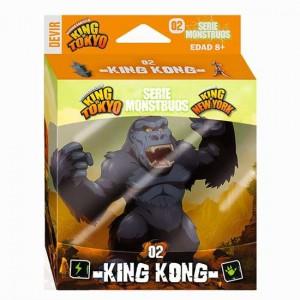 King of Tokyo - Serie Monstruos: King Kong