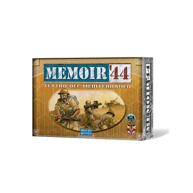 Memoir 44 - Mediterranean Theatre