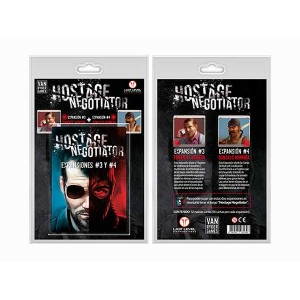 Hostage Negotiator: expansiones 3 y 4
