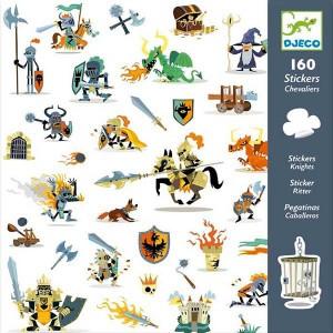 160 Adhesivos Nuevos Caballeros