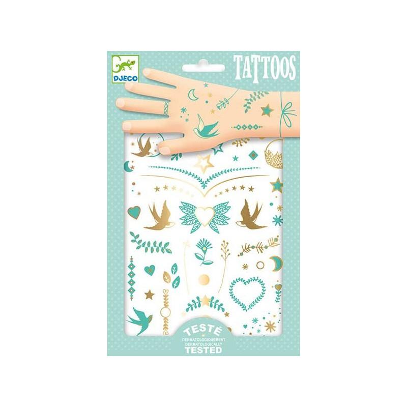 Tatoos las joyas de Lily