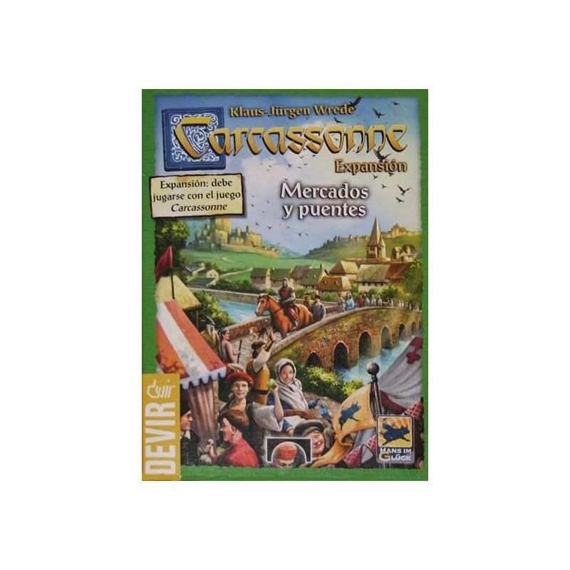 Carcassonne. Mercados y Puentes