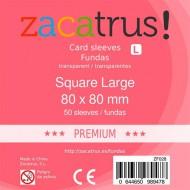 Fundas ZACATRUS Augustus (80x80 mm) PREMIUM