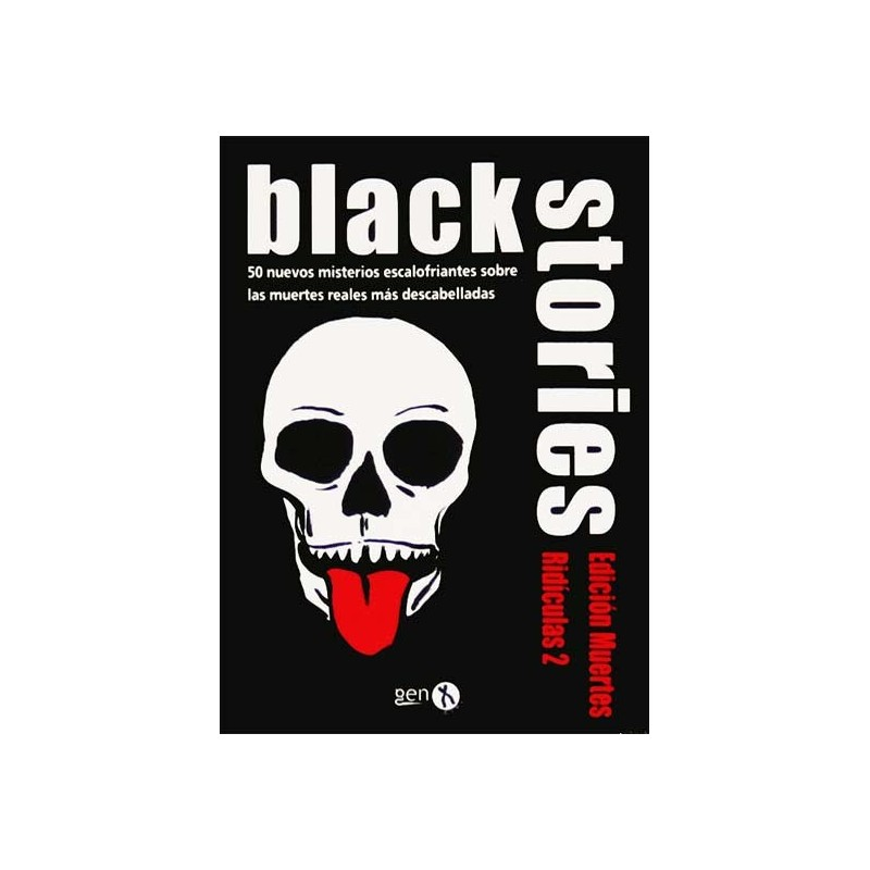 Black Stories Muertes ridiculas 2