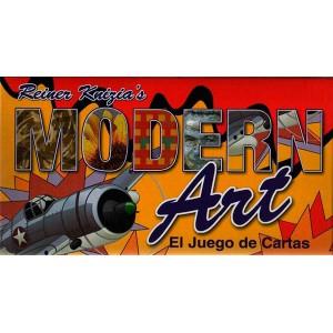 Modern Art - el juego de cartas