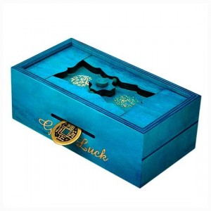 Caja secreta Griega Good Luck