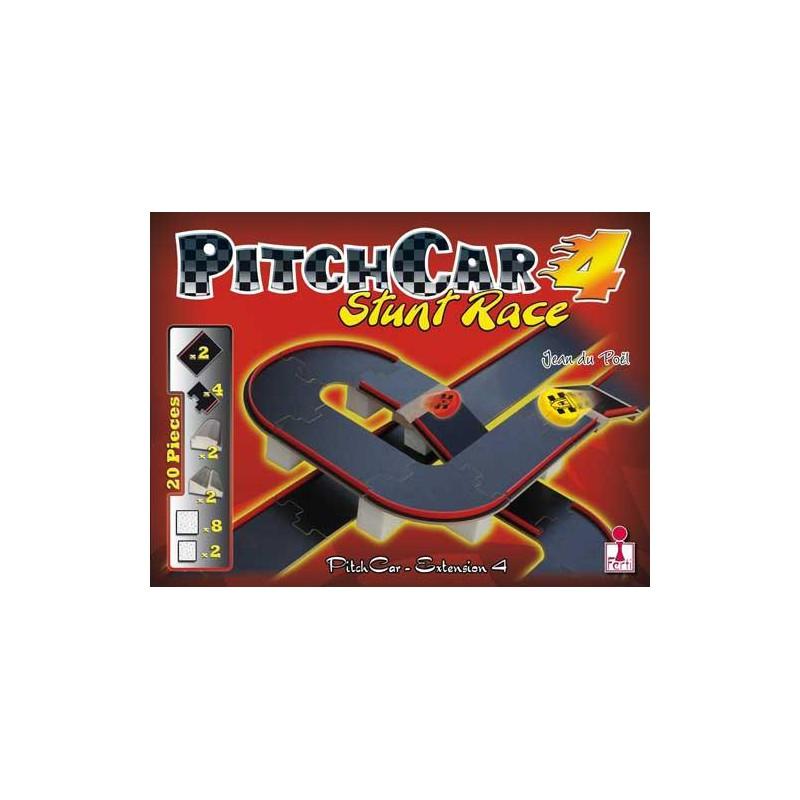 PitchCar Extensión 4 - Stunt Race