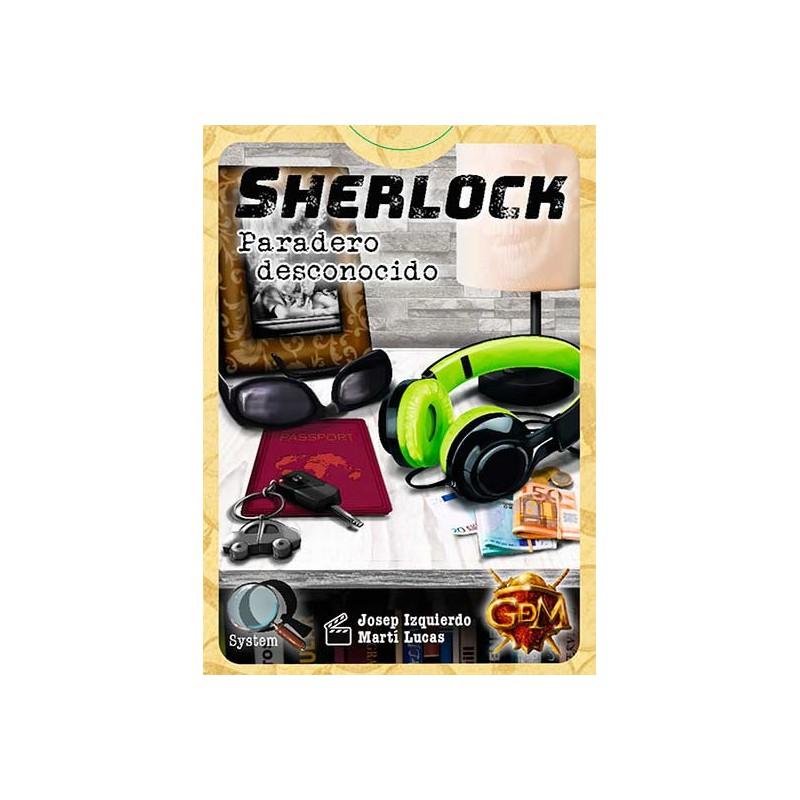 Q: Sherlock paradero desconocido
