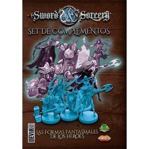 Sword & Sorcery: las formas...