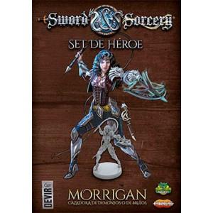 Sword & Sorcery: Morrigan