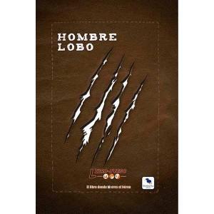 Libro juego Hombre Lobo