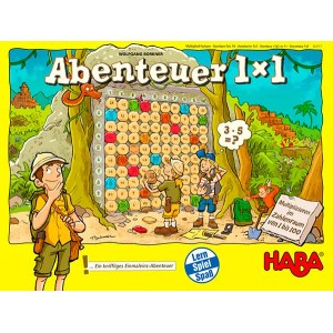 Abenteuer 1x1 - La aventura...