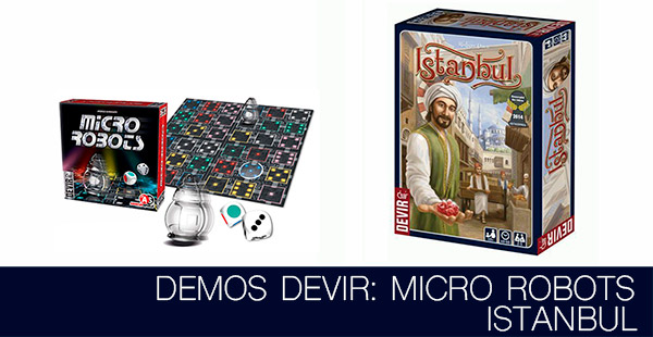 Demos Devir Micro Robots / Istanbul