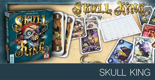 Skull King (Brent Beck - Devir)