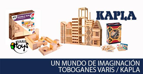 Kapla y Varis, un mundo de imaginacion