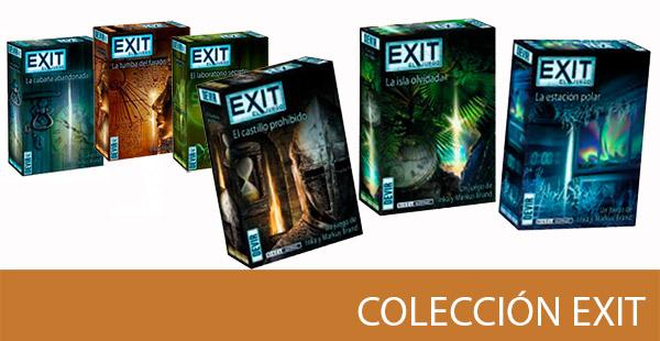Colección Exit