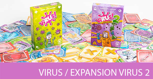 Virus y Virus2
