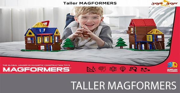 Taller Magformers