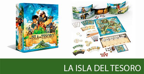La Isla delTesoro